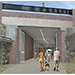 Farmington Canal Greenway Render of Entrance